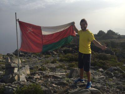 toufic abou nader jabal shams hike